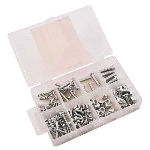 150pc Nuts And Bolt Kit